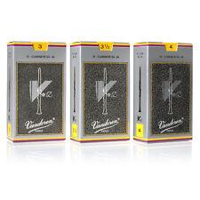 ~VANDOREN V12 Bb Clarinet Reeds #4, Box of 10~