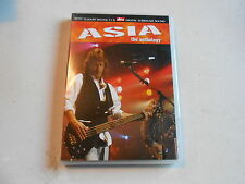 ASIA-THE ANTHOLOGY-14 TRACK DVD-NEW-RARE FOOTAGE-EU IMPORT-NTSC