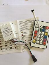 24key IR Remote RGB LED Pixel Controller for WS2811 WS2812B Flexible Strip Light