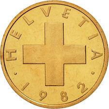 [#463682] Suisse, Rappen, 1982, Bern, FDC, Bronze, KM:46