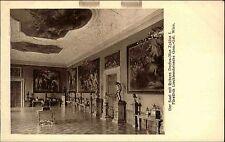 Kunstverlag Wolfrum ~1910 Wien Österreich Saal mit Rubens Decius-Mus Zyklus I.