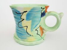 Porcelain Tea Coffee Mug KA Handmade Steve Woodhead Ceramics