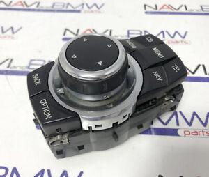 BMW 3er E90 5er M5 E60 X5 E70 Series CIC Navigation idrive Controller Wheel knob