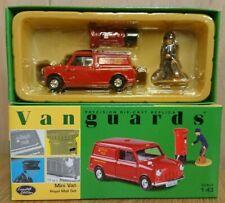 Corgi Vanguards VA01416 Mini Van Royal Mail Set Ltd Edition No. 0554 of 5500