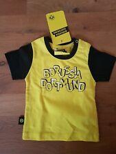 Borussia Dortmund Baby T-Shirt Trikot Jersey Gr. 68 Fanartikel BVB