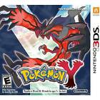 Pokemon Y (Nintendo 3DS) BRAND NEW & SEALED!! monsters Free Shipping USA version