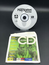 OFFICIAL UK PS1 PLAYSTATION 1 MAGAZINE CD DEMO DISC 6 LOADED