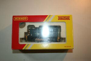 A++ Hornby R2676 OO Gauge Class 06 BR Blue 0-4-0 Shunter 06003 - VGC - Runs Well