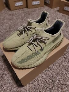 Adidas Yeezy Boost 350 V2 Sulfur 2020 Size 10.5 US - NEW IN BOX