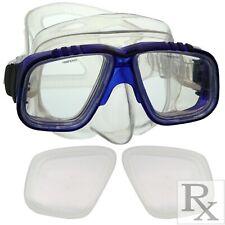 Promate MK107 Micro RX Prescription Scuba Diving Snorkeling Small Face Mask