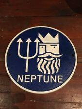 Neptune Repro Cast Plaque