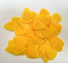 Dunlop Guitar Picks  Nylon MIDI  72 Pack  .80mm  Yellow