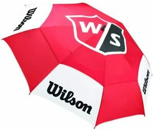 "WILSON STAFF PRO TOUR 68""  ANTI- WIND Comfortable Non-Slip Handle Golf Umbrella"