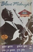 Blue Midnight-Great Blues Performers Cassette.1991 Zillion 2610244.Muddy Waters+