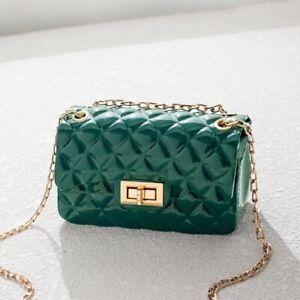 Mini Green 💚Jelly Crossbody Bag