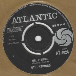 Otis Redding Mr Pitiful  Atlantic AT 4024 VG+