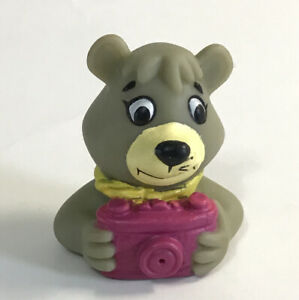 Vintage Cindy Bear Arbys Toy Yogis Girlfriend Water Squirter 1994 Hanna Barbera