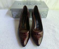 Women's Peter Kaiser high heels shoes sz 7.5