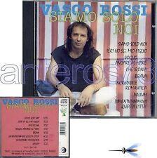 "VASCO ROSSI ""SIAMO SOLO NOI"" RARO CD SEMPREVERDE"