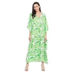 Gypsie Blu Women Maxi Dress Kaftan Evening Beach Party Sundress Summer Dresses