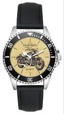 Regalo per Triumph Speedmaster Moto Autista Fans Kiesenberg Orologio L-20446