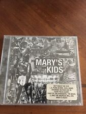 MARY'S KIDS Debut CD Los Angeles Punk Rock like the Avengers Weirdos The Bags