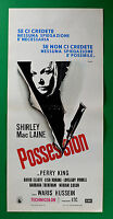L14 Plakat Possession Shirley Mac Laine