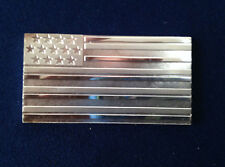 1971 Kennedy Mint John Paul Jones Flag KEN-7V2 Fractional Silver Art Bar P2022