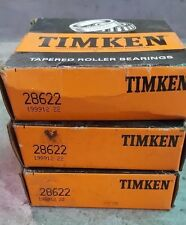 TIMKEN CUP 28622--NEW     LOT 0F 3