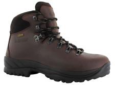Hi-tec Mens Ravine Waterproof Boot Uk12 Brown