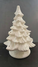 Ceramic Bisque Christmas Tree Ready to Paint Diy U-Paint 12.5 inch