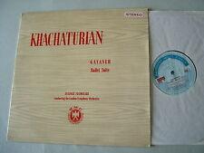 SCM 41 KHACHATURIAN Gayaneh - Ballet Suite Fistoulari vinyl LP