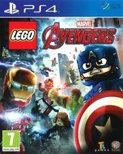LEGO Marvel Avengers PS4 * NEW SEALED PAL *