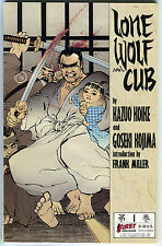 Lone Wolf and Cub (1987 First Comics) 45 Books w/ Frank Millers!  NM range!