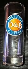 Dave And Busters D&B Shooter SHOT GLASS