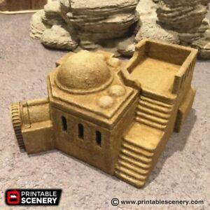 Star Wars Legion Terrain Building D - 28mm