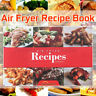 Air Fryer Cookbook Book Recipe Paperback For Beginners With 15 Delicious