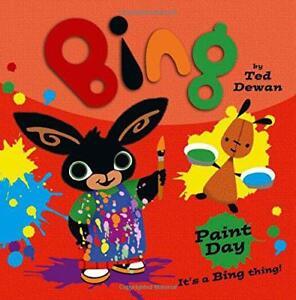 Bing: Pittura Giorno Da Dewan,Ted,Nuovo Libro ,Gratuito & ,(Libro IN Brossura)