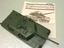 Built 1/35 M1 Abrams