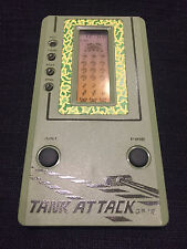 "Game&Wath LCD ""TANK ATTACK GF 19"" originale vintage made in Taiwan"