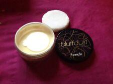 Genuine Benefit bluff dust Redness Concealing Powder Full Size 14g