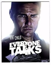 Jack Reacher Exclusive Illustrated Short Story 2017 Everybody Talks by Lee Child