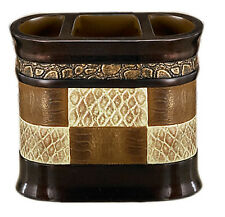 Popular Bath Zambia Copper Collection - Bathroom Tooth Brush Holder