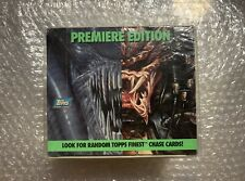 1994 Topps Aliens Predator Universe Premiere Edition Trading Card Box (Sealed!)
