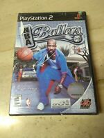 NBA ballers PlayStation 2