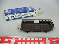 ae851-0, 5 # Hornby H0/AC FREIGHT CAR SNCF No 701 Top + Original Box