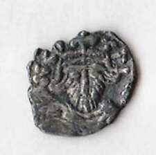 CONSTANS II (641-668AD) AR 1/2 Silver Siliqua Bust / Symbols S1050 Very Fine