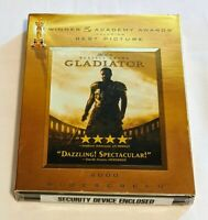 Gladiator (FACTORY SEALED DVD, 2003)  FREE SHIPPING ~ Russell Crowe