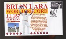 BRIAN LARA WORLD TEST RUN RECORD CRICKET COV, ADELAIDE