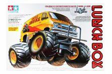 Tamiya 58347 1/12 RC Truck Kit Lunch Box Wheelie CW01 Monster Mini Van w/ESC